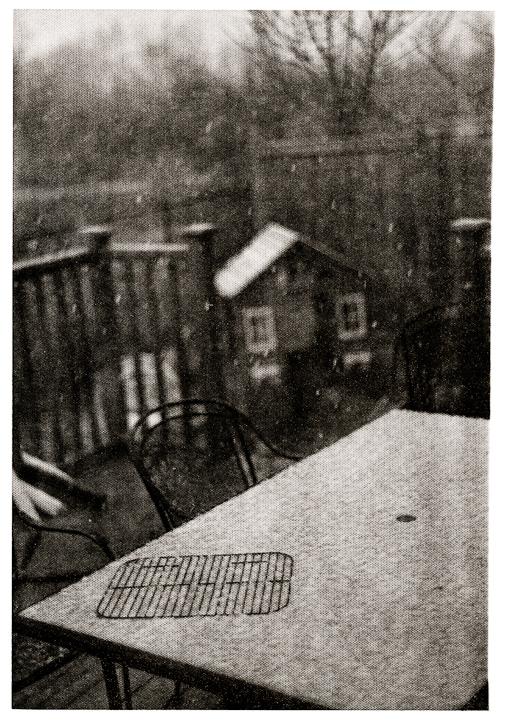 April Snow.