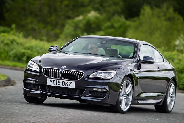 BMW 640d (F13)
