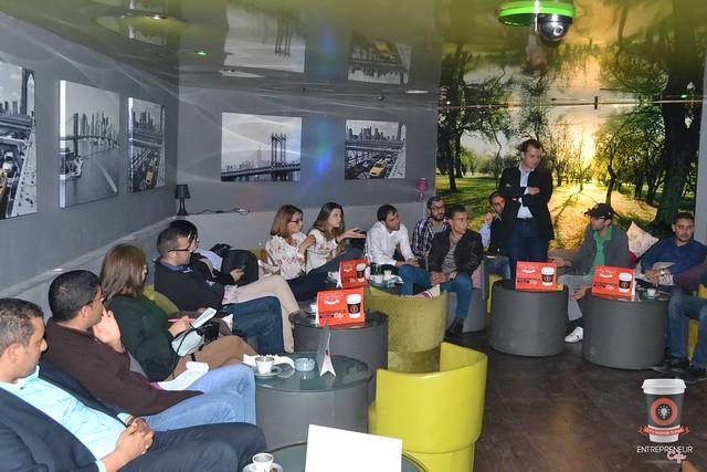 Entrepreneur Café@Tunis - 17ème Meeting