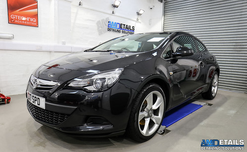 Vauxhall Astra GTC Sport