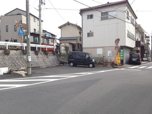 okayama-tsuyama-hashino-syokudo-parking