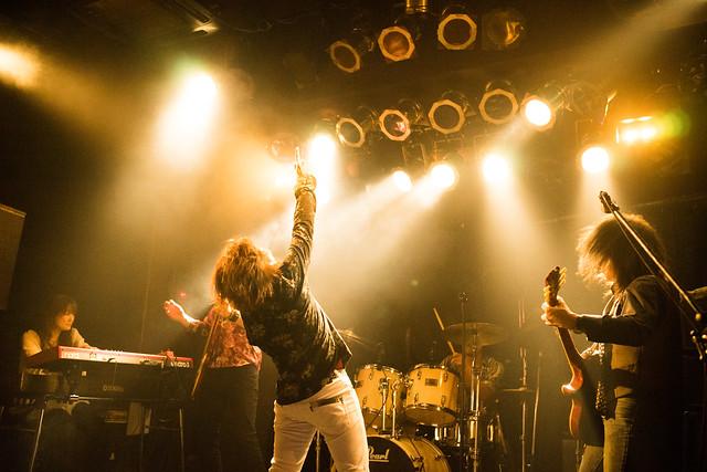 Molten Gold live at Club Mission's, Tokyo, 30 Apr 2016 DSC00395-2