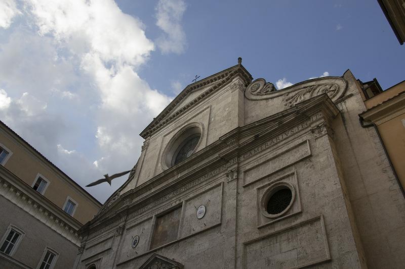 Rome Sant'Agostino in Campo Marzio