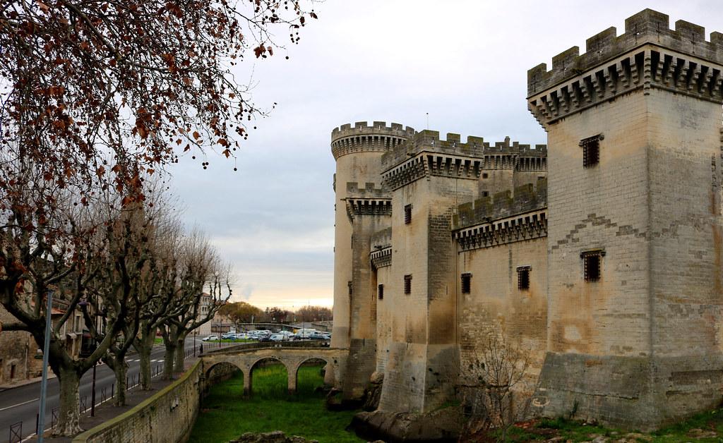 Entrada Castillo de Tarascon