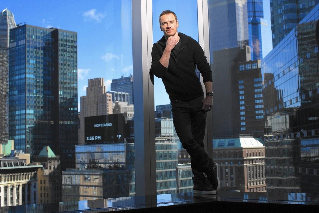 Майкл Фассбендер — Фотосессия для «LA Times» 2015 – 1