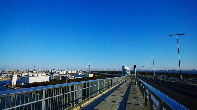 20160109_02_2016 New Year's Day of the Tokyo Gate Bridge by SIGMA dp0 Quattro