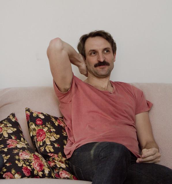 Julian en casa de Paco (2015)