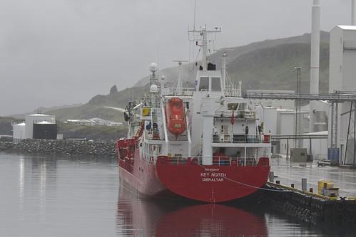 fog iceland ísland vopnafjörður hbgrandi vopnafjarðarhöfn