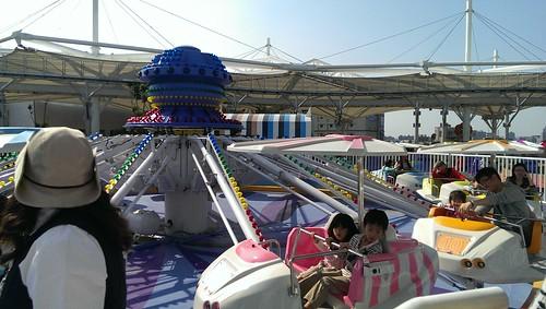 台北兒童新樂園設施好好玩!誰說遊樂園是兒童的專利呢! (17)