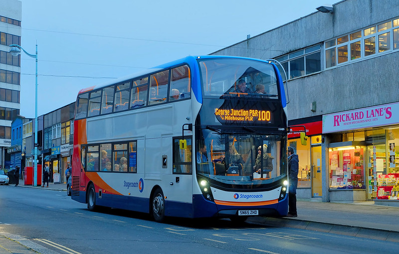 CLondoner92: Stagecoach places £97 million order for new buses!