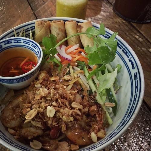 Little V, Vietnamees Restaurant, Den Haag.