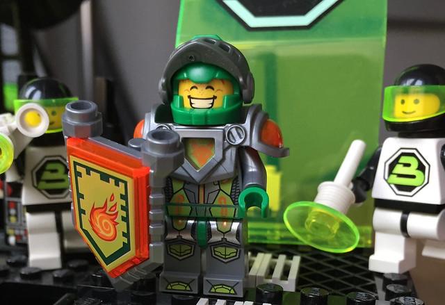 LEGO NEXO Knights Power Übersicht