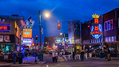 Beale Street, Memphis Tennessee