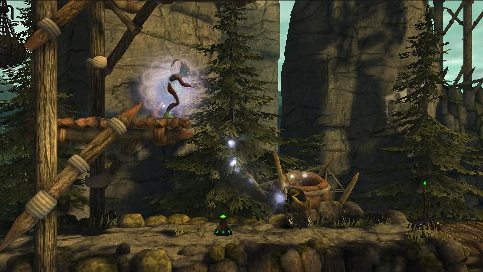 Oddworld: New 'n' Tasty on PS Vita