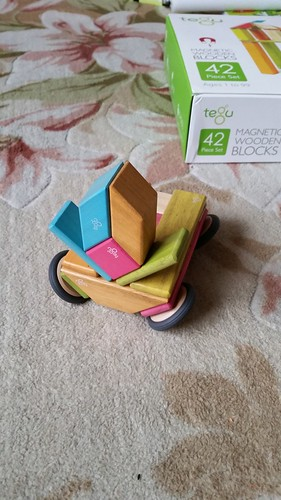 My creation by tegu blocks