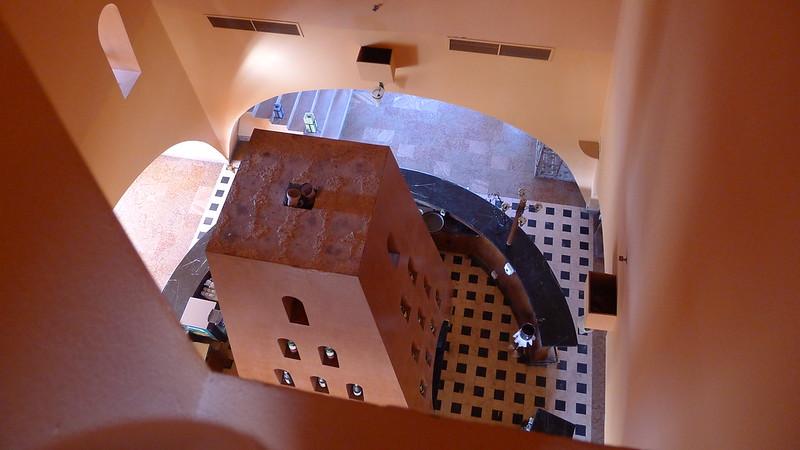 Graves: Bar, Tower, Steigenberger Hotel, El Gouna