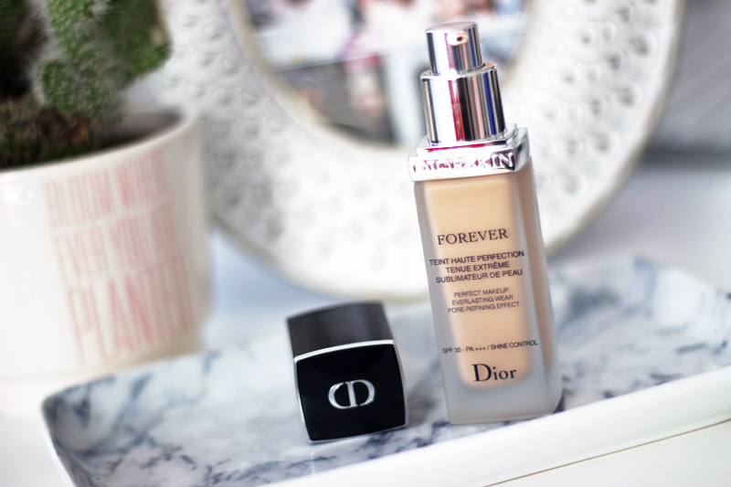 Diorskin Forever Foundation Cover