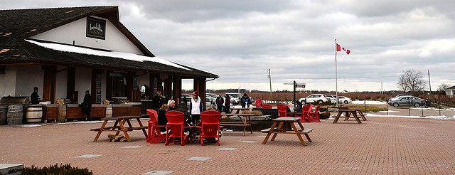 Inniskillin, Niagara On The Lake