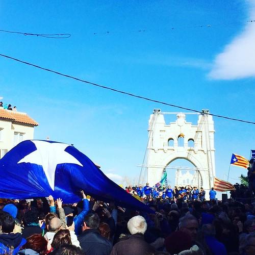 Només un #NouPaís pot defensar el riu #Ebre @PDE #PDE_7F #Loriuésvida #7famposta #Amposta