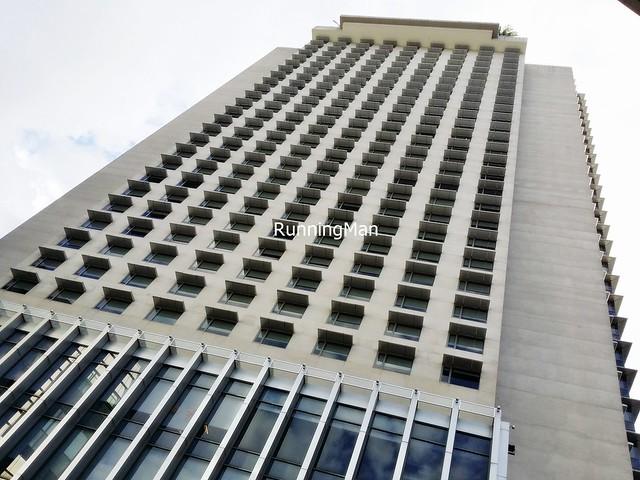 Aloft Hotel 01 - Exterior Facade