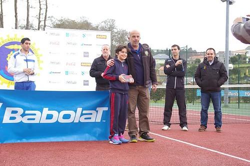 Circuito Gallego Juvenil de Tenis Babolat 2016 - 1ª Prueba Babolat Cup