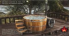 Trompe Loeil - The Beloeil Cabine + Hot Tub for FaMESHed February