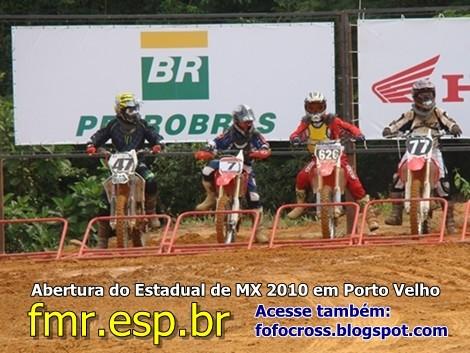 30.05.2010 - MX 1 ETAPA - PORTO VELHO