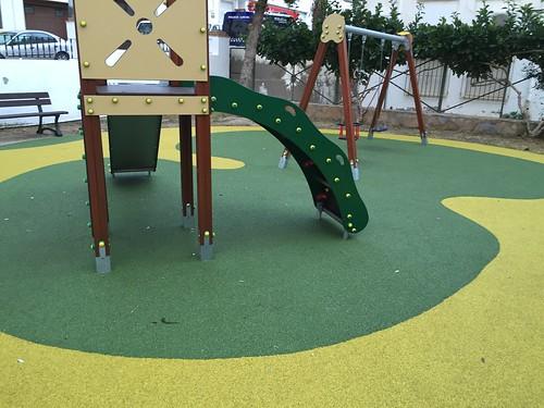 Nuevos Parques Infantiles Níjar