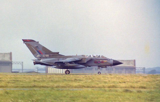 ZA608/Z Tornado GR.1 Arrive
