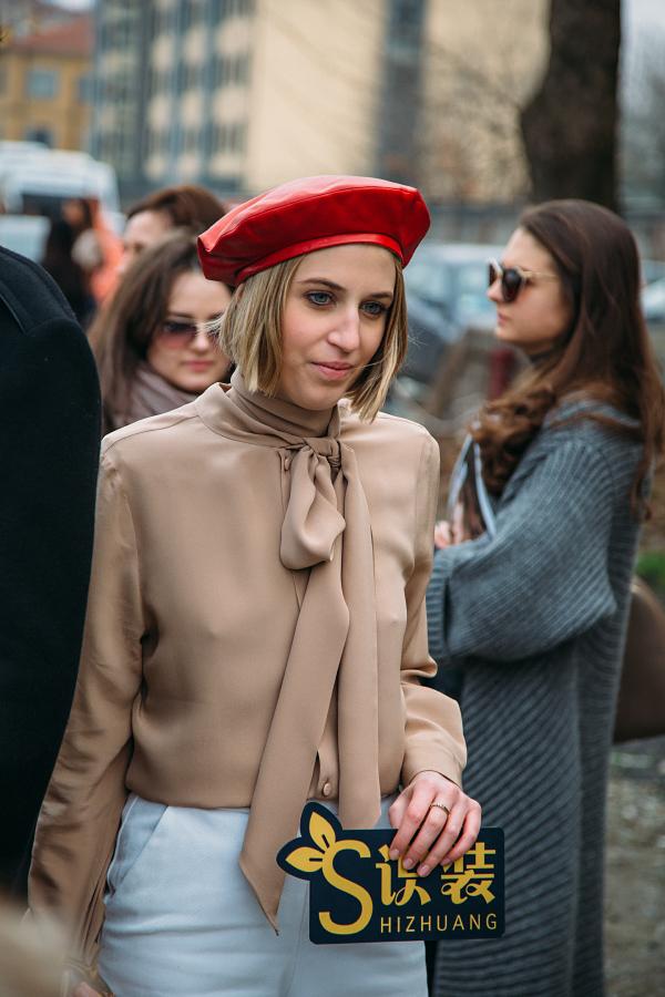 24954561020 f4e9230f7f o - Стритстайл от Яны Давыдовой: Неделя моды в Милане, показ Gucci