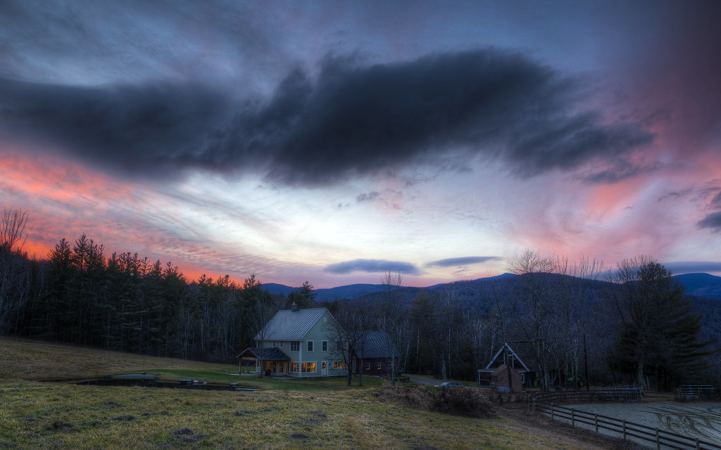 Vermont Homestead