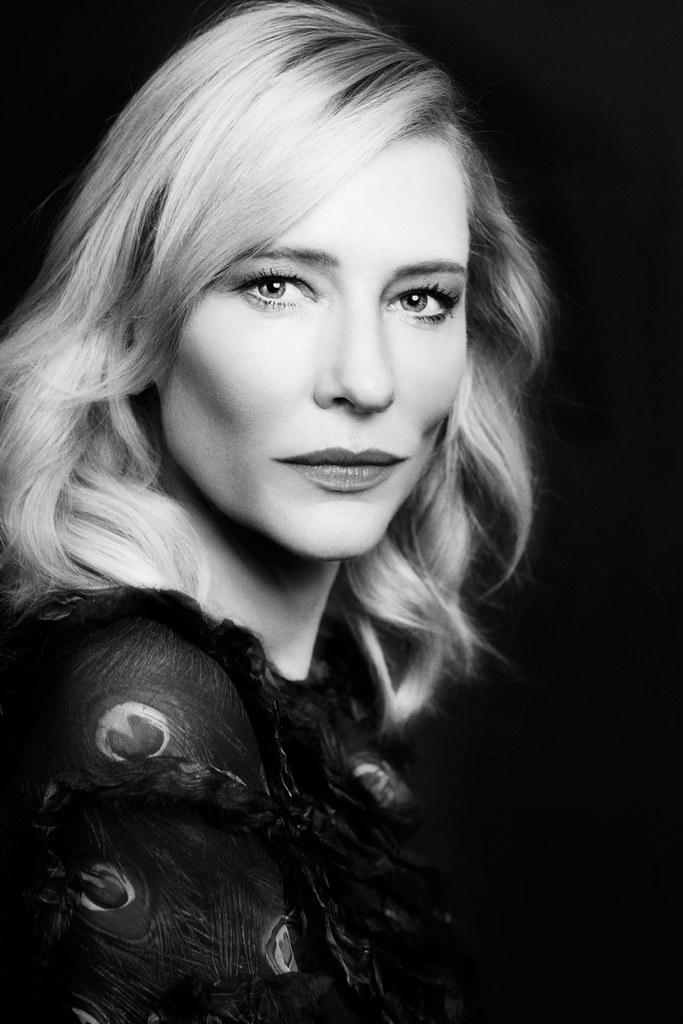 Кейт Бланшетт — Фотосессия для «Deadline» 2015 – 2