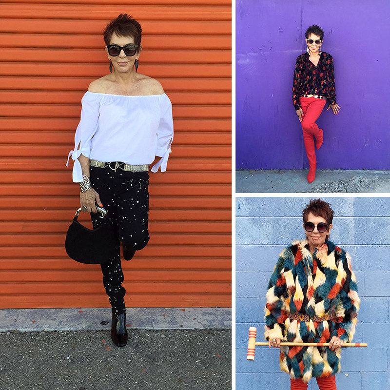 Over 40 Fashion Blogger Dorrie - Senior Style Bible