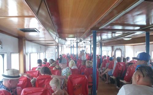 Route maritime-Koh Phi Phi-Krabi (1)