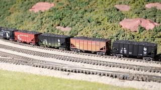 Running coal through Red Rock