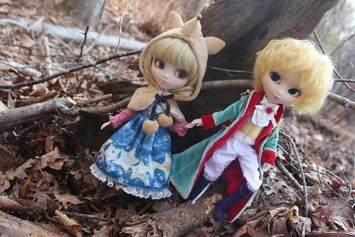 Le Renard & Le Petit Prince