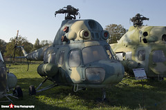 0216 - 530216116 - Polish Air Force - PZL-Swidnik Mi-2T Wiarus Hoplite - Polish Aviation Musuem - Krakow, Poland - 151010 - Steven Gray - IMG_0518
