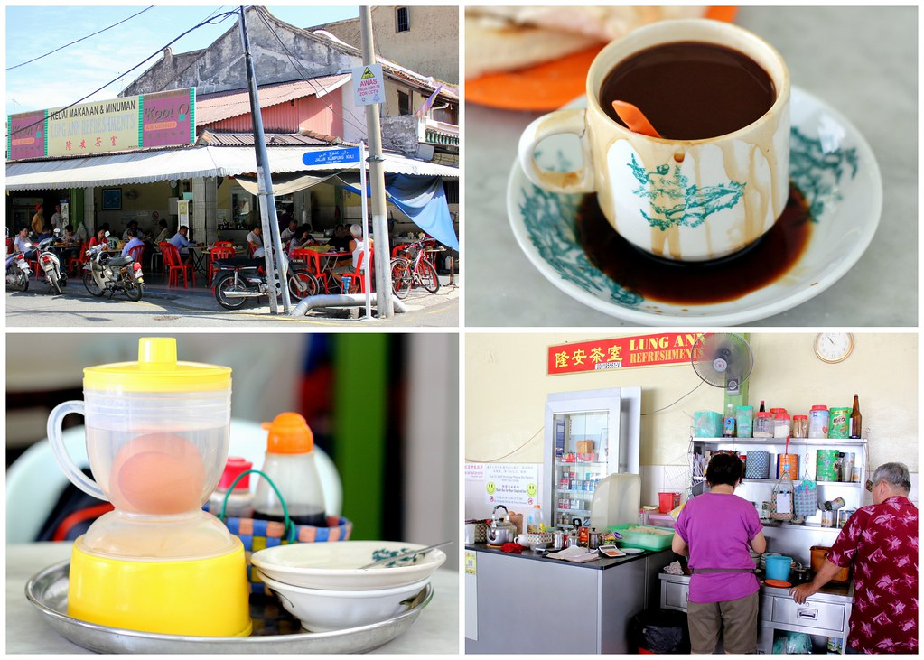 Malacca Food Guide: Lung Ann Refreshment Kopitiam