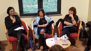 Le donne e il diritto di voto con Raffaella Baritono Elda Guerra e Nadia Urbinati