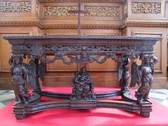 Flemish communion table