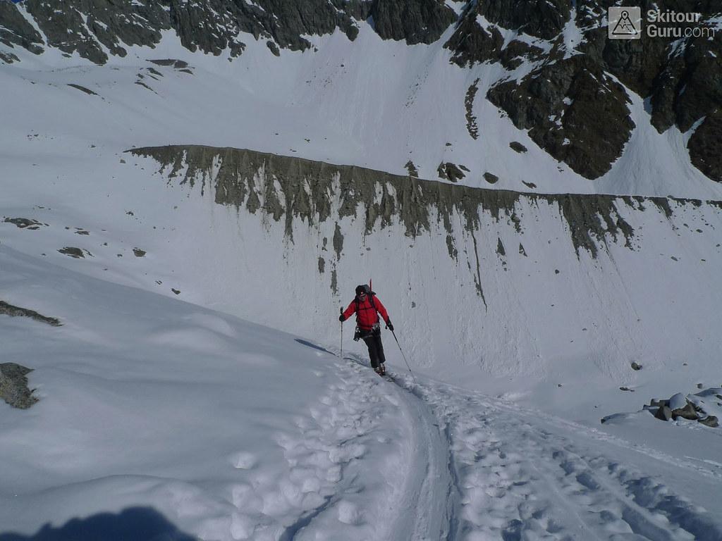 Wildes Hinterbergl Stubaiské Alpy Österreich foto 04