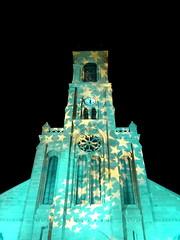 L'église St-Morand en lumière