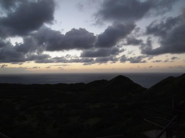 PB300681 ダイヤモンドヘッド(Diamond Head State Monument) hawaii ハワイ ひめごと ヒメゴト