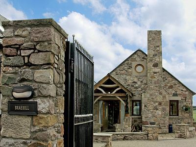Braehill Luxury Cottage Scottish Borders