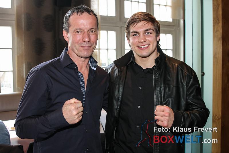 Karsten Roewer & Vincent Feigenbutz