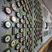 Control room no. 2, Chernobyl NPP by Suzi McBride