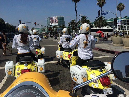Sanrio Surprise! Return to California. June 24 - July 15, 2015.