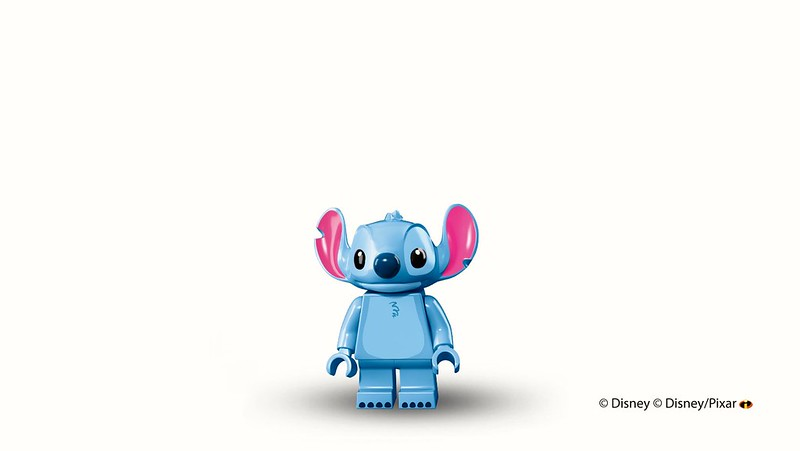 LEGO Disney Collectible Minifigures (71012) - Stitch