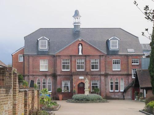 La Sagesse Convent, Romsey