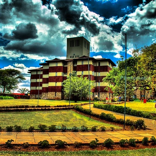 architecture campus university hdr photomatix igers igdaily uploaded:by=flickstagram igafrica igerske instagram:venuename=usiuhostels instagram:venue=41283448 usiuafrica instagram:photo=638993916092017289227669921